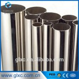 Pipe soudée d'acier inoxydable de la vente en gros 304 de la Chine