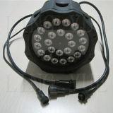 屋外DMX 24X12Wの高い発電LEDの同価はつくことができる