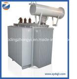 Transformador 15kv elevador imergido de Efficency do equipamento da central energética petróleo elevado