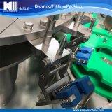 Automatische 3 in-1 Sprankelende het Vullen van de Verwerking van de Drank Machine voor de Drank van het Gas