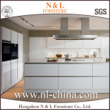 Modern PVC Lacquer Kitchen Cabinet