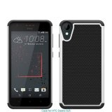 Het nieuwe Geval van de Telefoon van het Ontwerp van de Korrel van het Voetbal Sterke Schokbestendige Mobiele voor HTC Wens 825