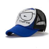 革ラベルのトラック運転手の帽子(JRT079)