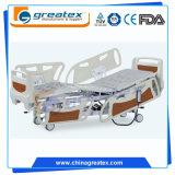 Hotsale! ! ! Econimic elektrisches ICU Krankenhaus-Multifunktionsbett mit dem Wiegen des Systems