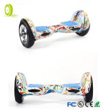 10inch Selbst Balancing Elektro Bluetooth-Scooter zwei Rädern Graffiti Hoverboard Scooter