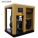 De la buena calidad para los precios de la máquina de la bomba del compresor del aire acondicionado del tornillo Btd- 15am 15kw / 20HP