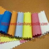 Polyester Tissu Tissu teint de fibres chimiques Tissus pour Manteau Femme Robe Habit d'enfant Accueil Textile