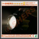 재충전용 코드가 없는 5PCS 8mm LED 스포트라이트