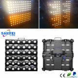 LED 36PCS는 백색 매트릭스 광속 빛을 데운다