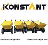 250容量の小型ダンプまたは一輪車か小型トラック