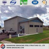 Entrepôt de bâti en acier de grande envergure/jeté/atelier à vendre