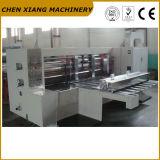 Máquina cortando giratória do cartão automático de Chenxiang