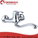 40mm Mur-dans le robinet de cuisine/mélangeur en laiton Zs50302