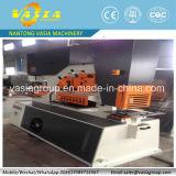 De Machine van de Arbeider van het ijzer voor Ponsen en het Scheren