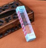 afgedrukte douane het vouwen van plastic doos (PP/PVC/PET verpakkingsdoos)