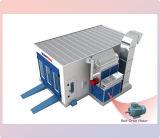 Cabine de pulverizador pequena durável da cabine industrial da pintura para a venda
