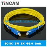SC/PC-SC/PC Sm Single Core 3.0 3m Patch Cord