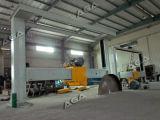 Мраморный машинное оборудование вырезывания блока гранита для каменного Sawing