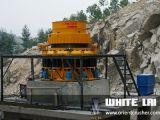 Wlc1380を押しつぶす石造りの石のための白いLaiの円錐形の粉砕機