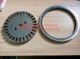 Rotor e estator da elevada precisão para o motor elétrico do gerador
