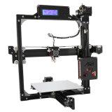 Jogo da impressora de Anet A2 DIY 3D - elevada precisão, frame do metal, filamentos múltiplos