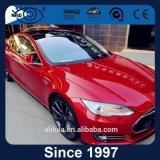 Transparent 3 couches de garantie longue Film de protection de la carrosserie de voiture