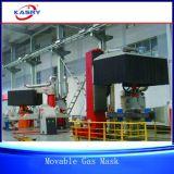 Solutions de pollution environnementale pour le collecteur de traitement de Fume&Dust de production industrielle