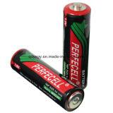 Hochwertige Um-3 AA R6p trockene Batterie 1.5V des Zubehör-mit Belüftung-Umhüllung