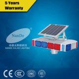 太陽交通信号Light/LEDのフラッシュ警報灯