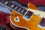"""guitarra elétrica padrão de venda quente do estilo de 39 """" Lp (GLP-51)"""