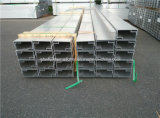 6063/6061/6082/7n03/7005 aluminium Vierkante Tube&Pipes