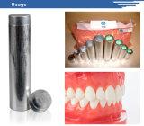 Cartuccia di alluminio di qualità di fabbricazione per la protesi dentaria flessibile