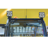 5 بوصة [28و] مربّعة [28و] [لد] يعمل ضوء لأنّ شاحنة