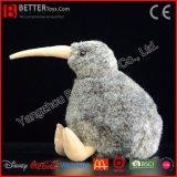 ASTM vulde het Dierlijke Stuk speelgoed van de Vogel van de Kiwi van de Pluche van de Kiwi van het Eiland van het Noorden Bruine Zachte