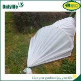 Serre chaude extérieure non tissée de fibre d'Onlylife pour l'élevage de centrale