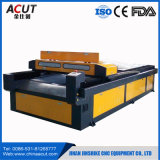 Máquina de gravura do laser da máquina de estaca do laser do CO2 para o metalóide