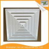 Отражетель воздуха потолка T-Штанги пластичный