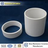 Manicotto di ceramica puro dell'ossido di alluminio con alta resistenza all'usura