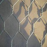 Cesta galvanizada de Gabion de la capa del PVC de la INMERSIÓN caliente