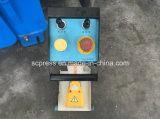 máquina de dobra hidráulica de 125t 2500mm Nickelclad