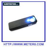 LED Light를 가진 MG21004 10X Handheld Magnifier