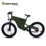 Bici eléctrica de la montaña gorda del neumático con el motor engranado 1000W en venta caliente