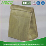 Insulated stampato Non Woven Cooler Lunch Bag con Custom Size (MECO113)