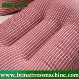 Высоко эластичная помытая домашняя подушка хлопка тканья
