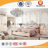 Легкая самомоднейшей живущий комнаты современная к кровати кожи саней агрегата (UL-BH6801)