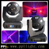 1つの移動ヘッドLEDライトに付き無限回転フットボールデザイン10X15W RGBW 4つ