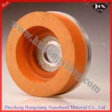 Glass Polishing를 위한 10s 40 Grit Diamond Polishing Wheel