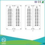 48 Contacts+PE делая сверхмощную вставку водостотьким 500V 16A разъема