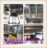Crème d'Automaticlly/pâte dentifrice à grande vitesse/Oinment médical Abl et modèle neuf de tube de Pbl de machine en stratifié de Filling&Sealing
