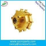ステンレス鋼の機械化の部品CNCの精密部品、CNCの回転機械化の部品